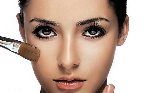 Beauty Makeup Style Oblačenje lica