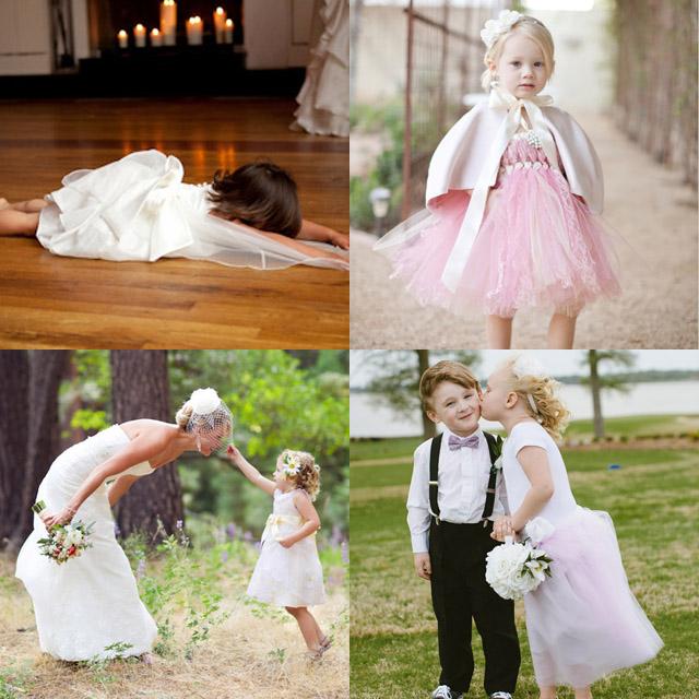 deca Deset razloga da ih pozovete na venčanje