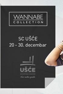 Novogodišnja Wannabe Collection u SC Ušće