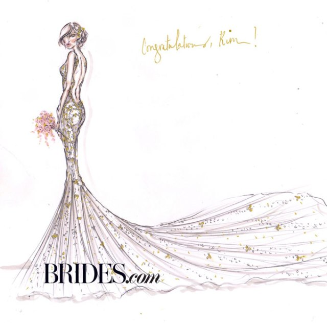 Alvina Valenta za prolecno vencanje Venčanica za Kim Kardashian: Ideje poznatih dizajnera (2. deo)