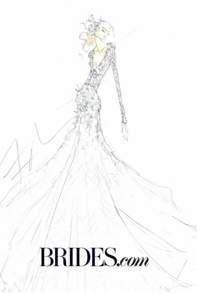 Klasicni dizajn Jima Hjelma Venčanica za Kim Kardashian: Ideje poznatih dizajnera (1. deo)