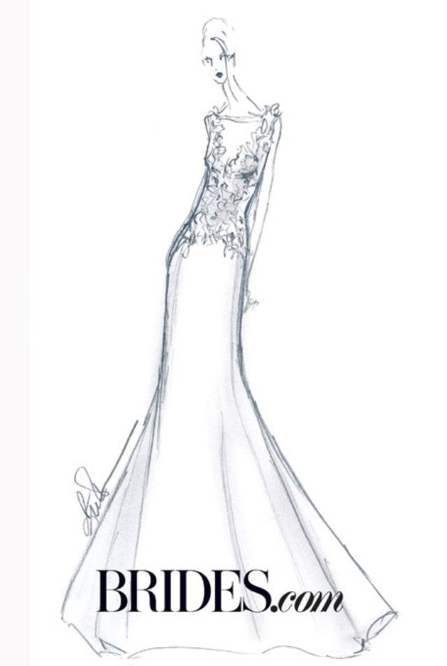 Rita Vinieris iz modne kuce Rivini ovako zamislja Kim Venčanica za Kim Kardashian: Ideje poznatih dizajnera (1. deo)