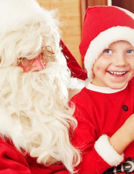 Kad saznaju da Deda Mraz ne postoji