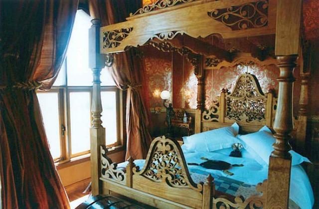 the castle clarens Medeni mesec za svačiji ukus