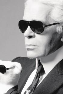 Ilustracije Karla Lagerfelda na aukciji