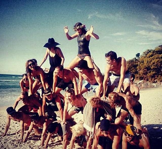 blog130114 lovepyramid Instagram izveštaj: Venčanje Bambi Northwood Blyth