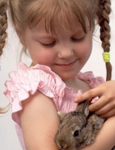 Deca i životinje