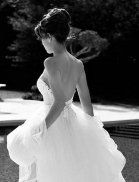 Venčanica dana: Zaista glamurozna venčanica