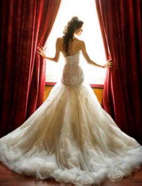 Venčanica dana: Haljina iz bajke