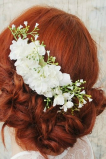 Aksesoar dana: Cvet u kosi
