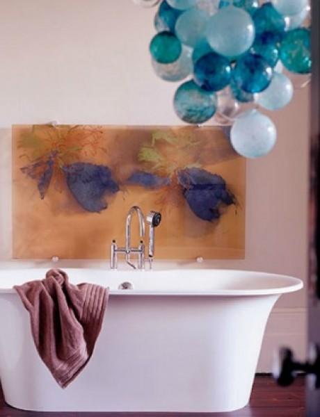 Inspiracije za kupatila: Kombinacija boja i detalja