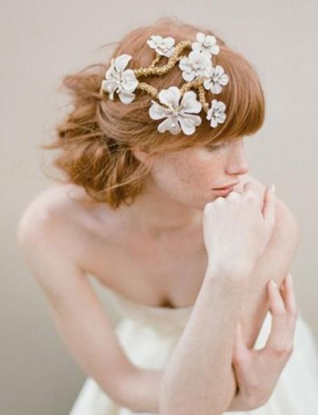 Moderne punđe za tvoje venčanje