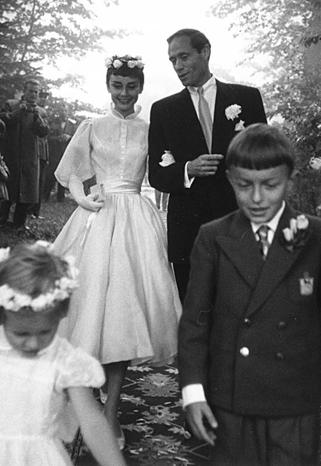 Audrey Venčanja koja pamtimo