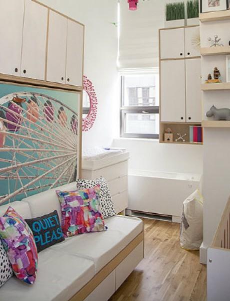 Moderna soba za najmlađe