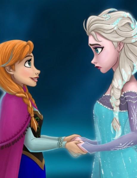 Upoznajte nove Disney princeze