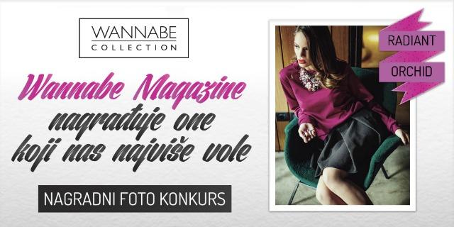 Nagradni konkurs Najava Wannabe Magazine nagrađuje one koji nas najviše vole