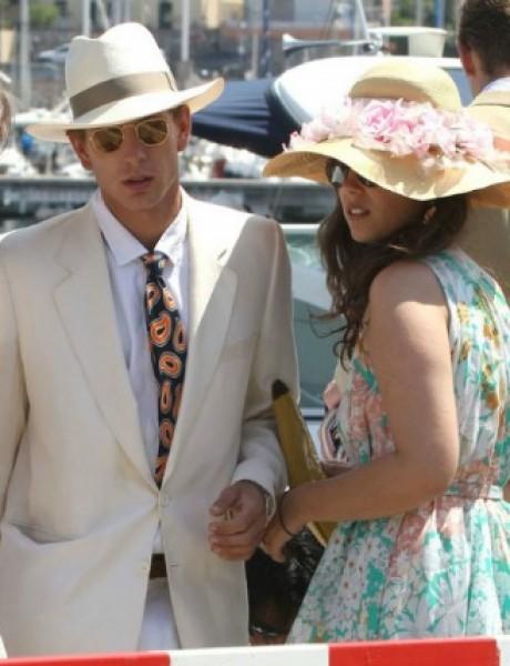 Kraljevsko venčanje: Andrea Kaziragi i Tatjana Santo-Domingo