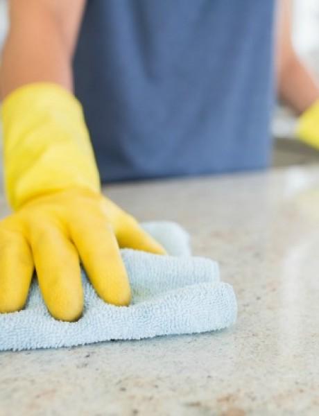 Mesta u kući koja obično zaboravljamo očistiti