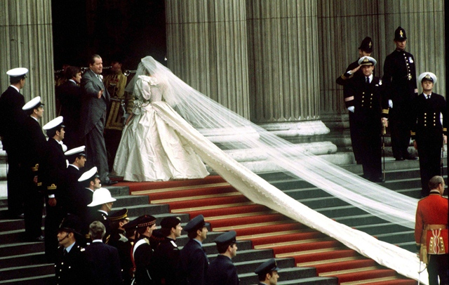 Princess Diana Wedding Venčanja koja pamtimo