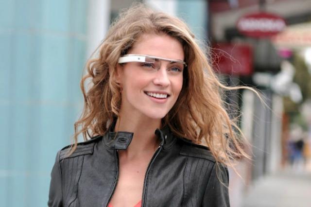 Slika 19 Svi za jednog, jedan za sve: Prosidba sa Google naočarima