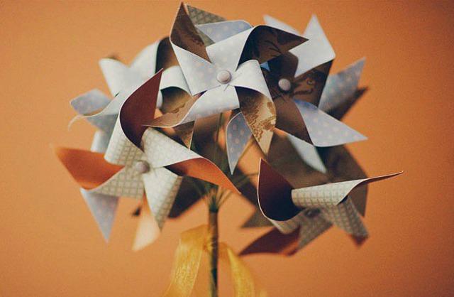 Slika 6 Alternativne ideje za svadbeni buket
