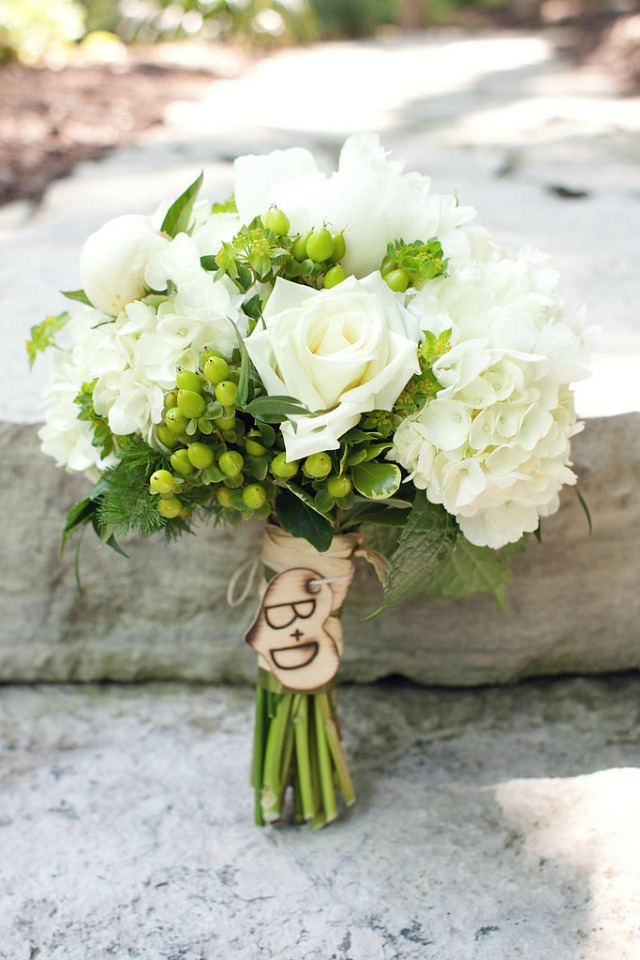 Slika 8 Alternativne ideje za svadbeni buket