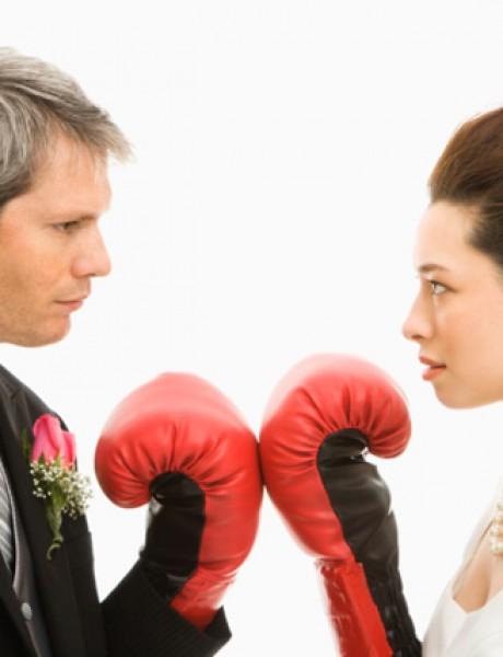 Poštena svađa – prednost dobre veze