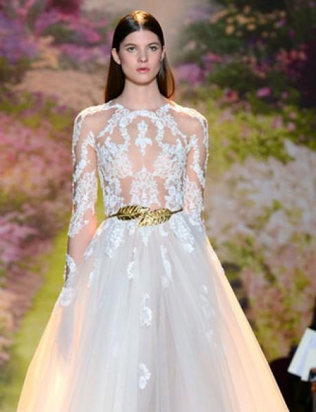 Tri najlepše venčanice visoke mode za ovu godinu