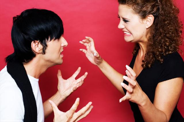 fighting couple Poštena svađa – prednost dobre veze