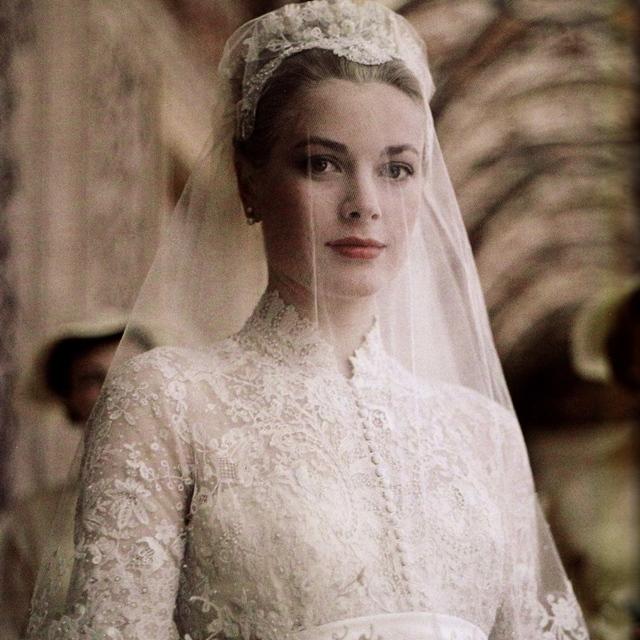 grace kelly wedding Venčanja koja pamtimo
