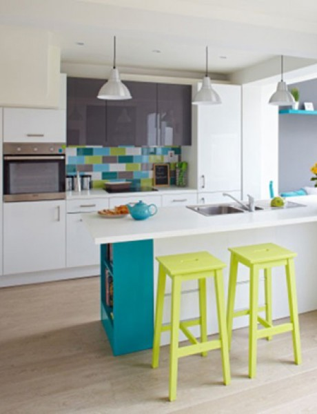 Moja kuhinja: Svetla i sa stilom