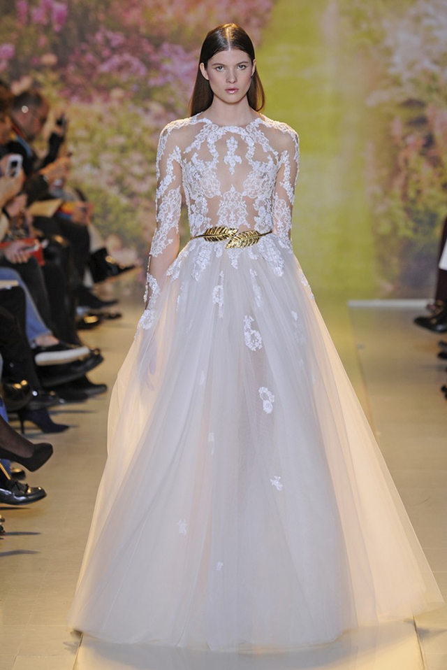 murad12 Tri najlepše venčanice visoke mode za ovu godinu