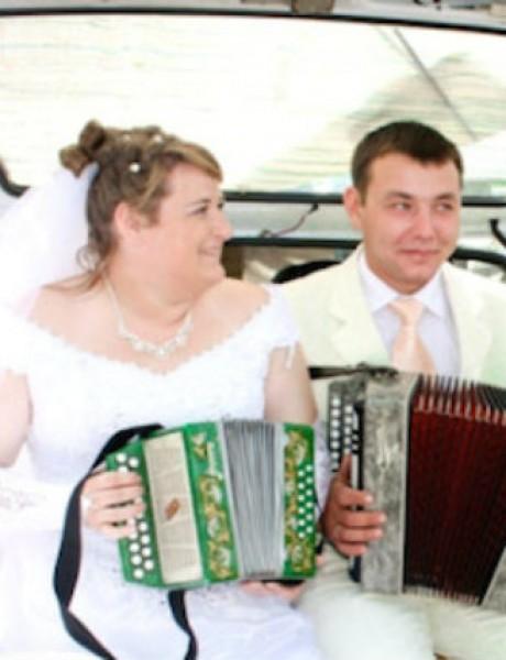 Fotografije sa venčanja koje ne biste poželeli