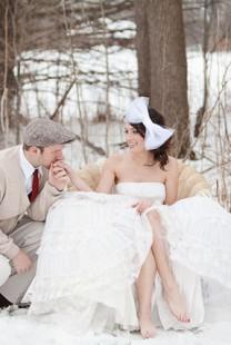 Šest razloga da se venčate zimi