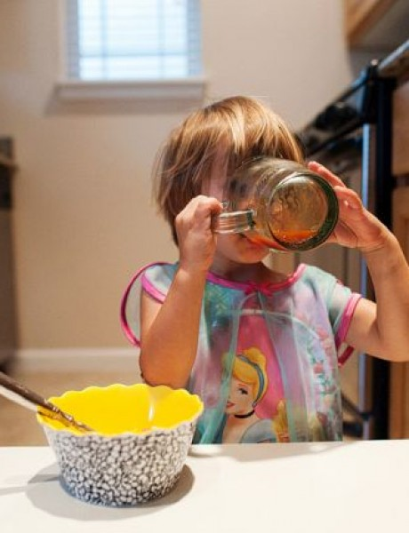 Napravite svom detetu zabavan doručak