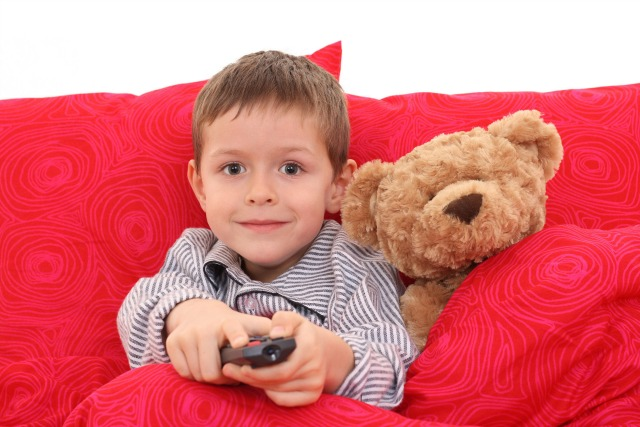 14 Televizor je sprava suvišna u dečijoj sobi