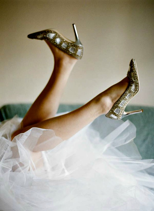 19 Aksesoar dana: Zlatne cipele