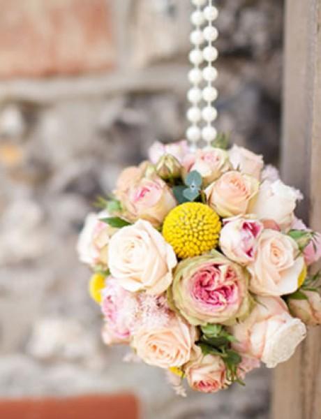 Cvetna dekoracija na sve načine