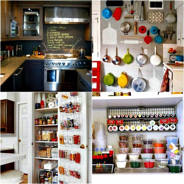 235 Dobra organizacija je pola završenog posla: Kuhinja