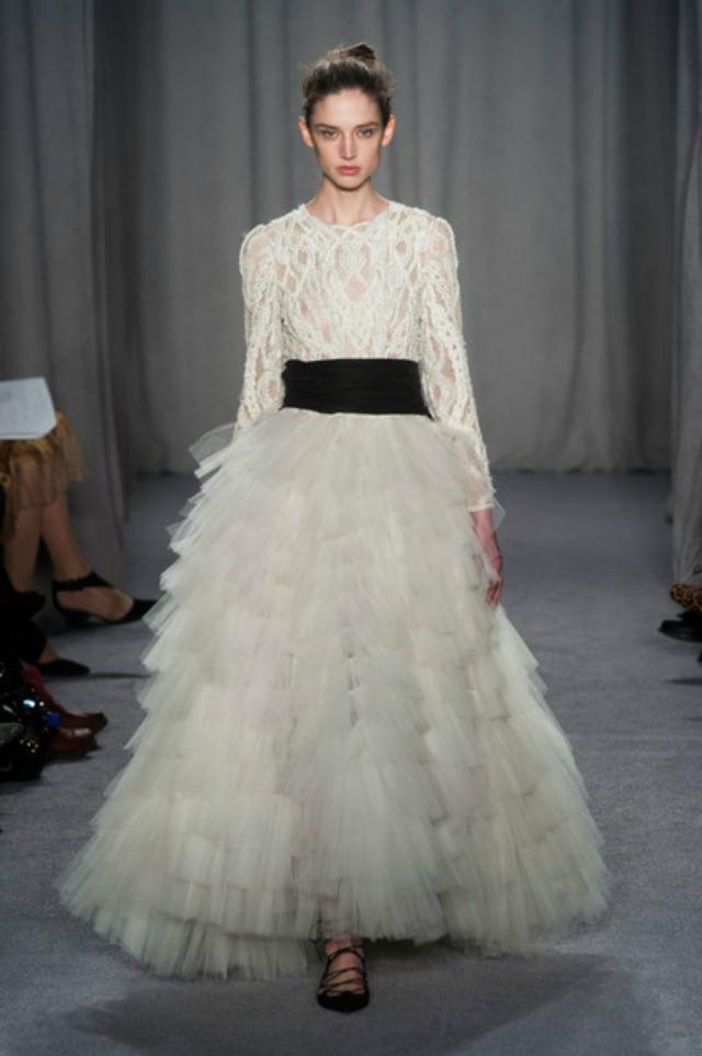 31 Trendi venčanice za mlade, pravo sa Nedelje mode