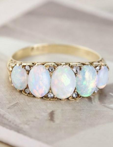Kako pronaći jedinstven verenički prsten?
