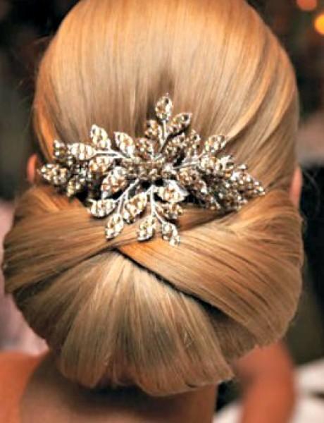Elegantne, klasične, moderne… frizure za najlepši dan