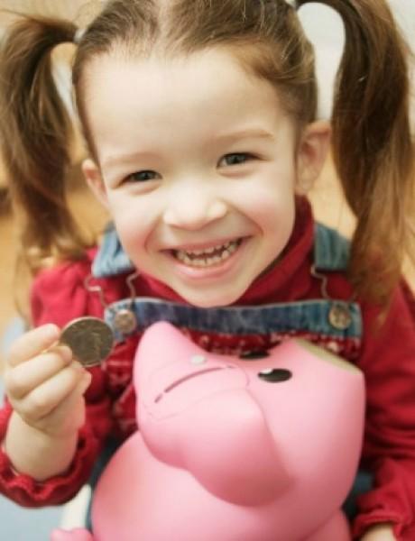 Naučite dete da ceni dinar koji ima