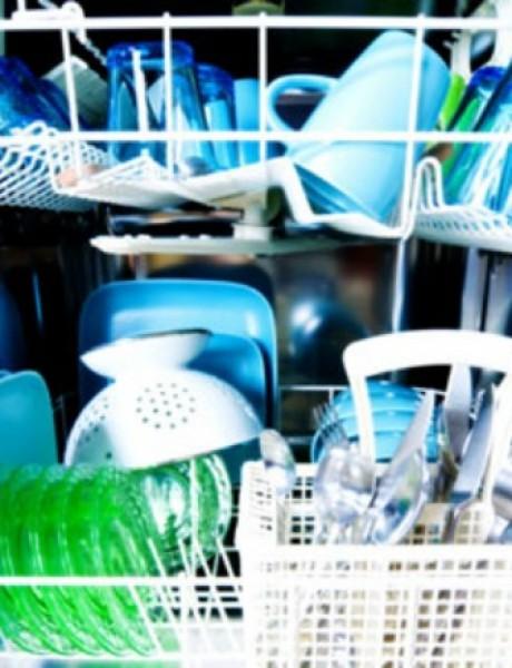 Iznenađujuće stvari koje možete oprati u mašini za sudove