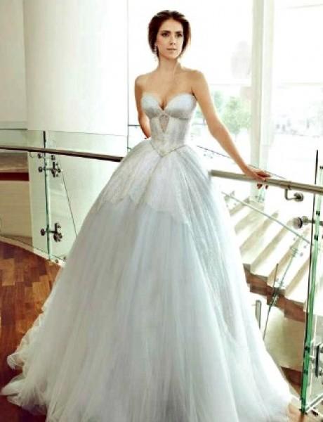 Venčanica dana: Velika haljina za veliki životni korak
