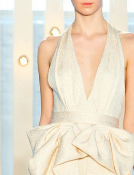 Trendi venčanice za mlade, pravo sa Nedelje mode