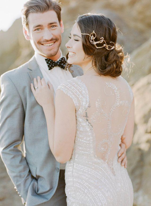 5 Back Him Morate se ovako slikati na svom venčanju!