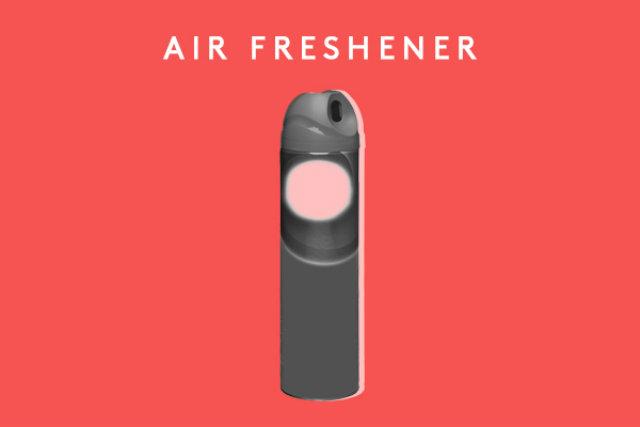5 air freshener Napravite sami: Sredstva za čišćenje kuće