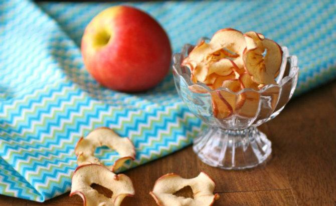 Apple Chips Čips od jabuka i banana