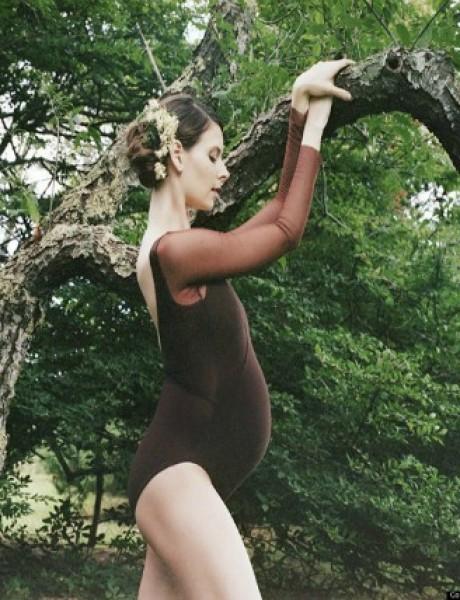 Balet i u trudnoći